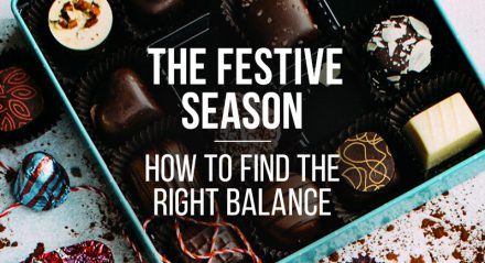 Healthy Christmas tips to help you find the balance this festive season
