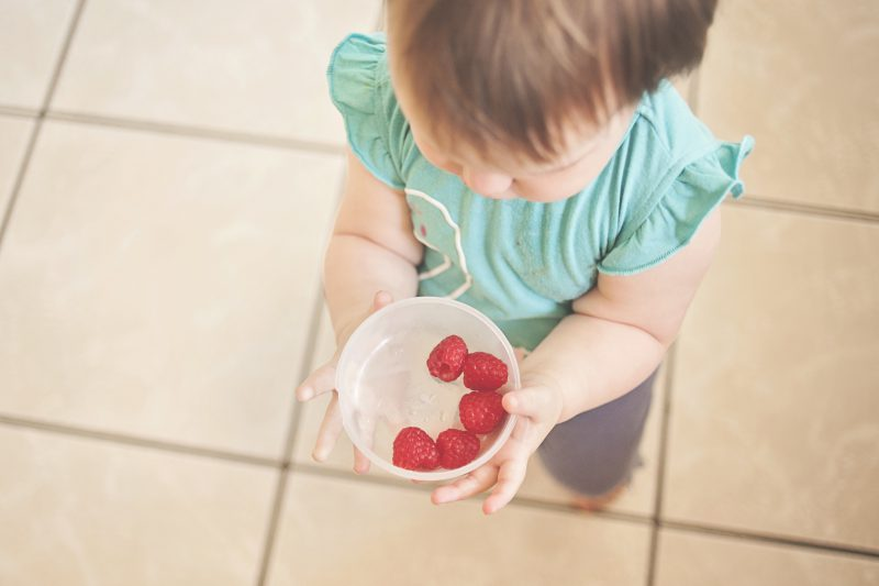 The fussy baby guide to weaning and eating
