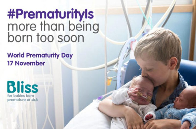 Today is World Prematurity Day; here's how you can help