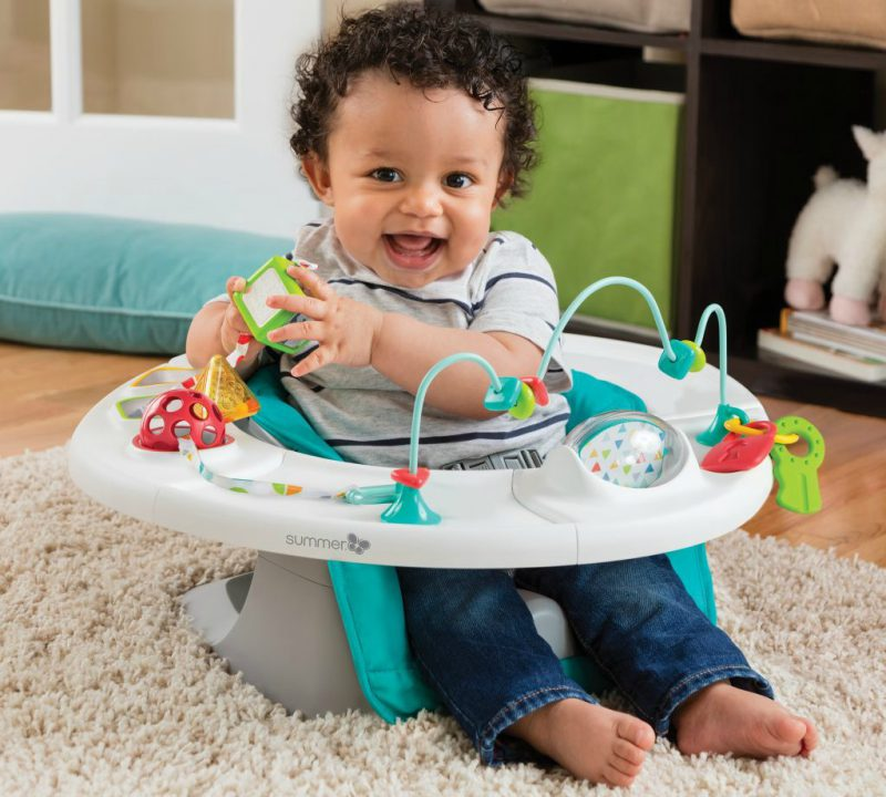 WIN: 4 in 1 SuperSeat from Summer Infant