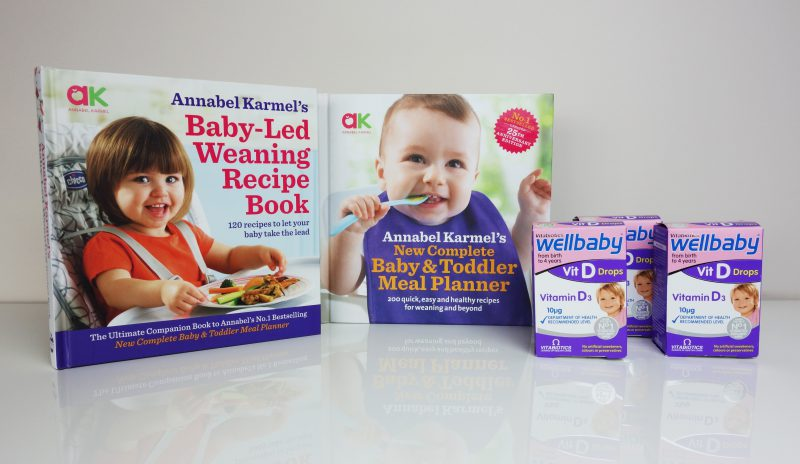 TalkMum Book Club: Annabel Karmel