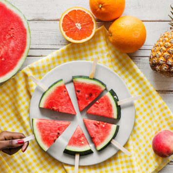 10 healthy summer snack ideas kids will love
