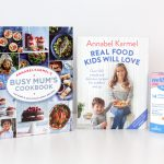 Annabel Karmel cooking giveaway