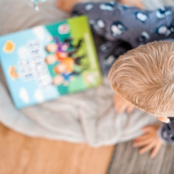 10 brilliant books and TV programmes about starting school